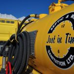 septic truck, septic pumping