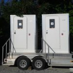 Portable Toilets, Toilet Trailer